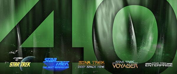 40 Jahre Star Trek