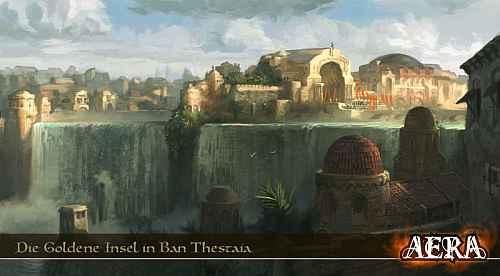 AERA Gemälde von Tobias Mannewitz