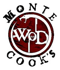 Logo Monte Cook's World of Darkness