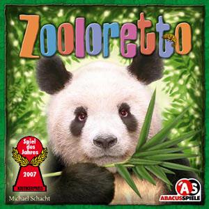 Zooloretto – Spiel des Jahres 2007