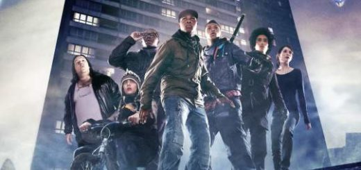 """Poster """"Attack the Block"""" (Studio Canal)"""