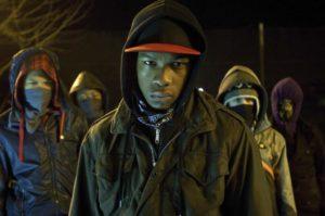 """John Boyega u. a. in """"Attack the Block"""" (Studio Canal)"""