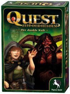 """Quest """"Der dunkle Kult"""""""