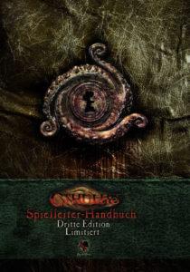 Cthulhu Spielleiterhandbuch dritte Edition – Limitierte Auflage