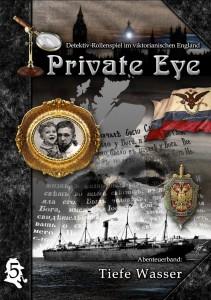 Private Eye: Tiefe Wasser