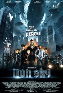 Poster: Iron Sky
