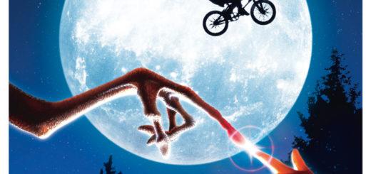 """E.T. – Der Außerirdische"" – Cover Blu-Ray, Universal Pictures Germany"