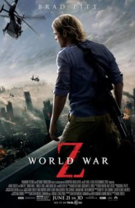 """World War Z""-Poster (Plan B Entertainment)"