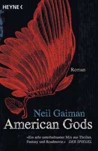 "Deutsches Cover ""American Gods"", Heyne-Verlag 2005"