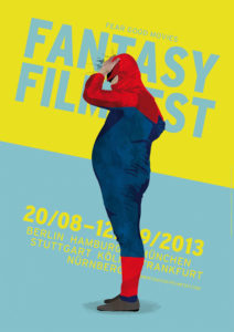 Poster Fantasy Filmfest 2013 (Rosebud Entertainment)