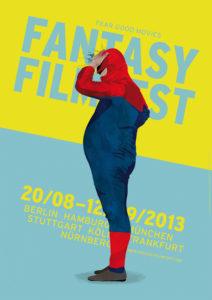 Poster Fantasy Filmfest 2013 (Rosebud Entertainment)