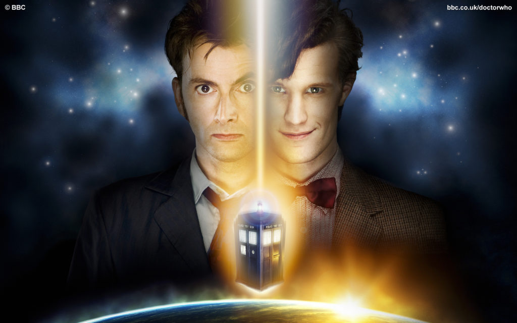 Doctor Who (Copyright: BBC)
