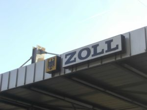 Zoll (Symbolfoto) (Creative Commons BY-NC von gw1/flickr)