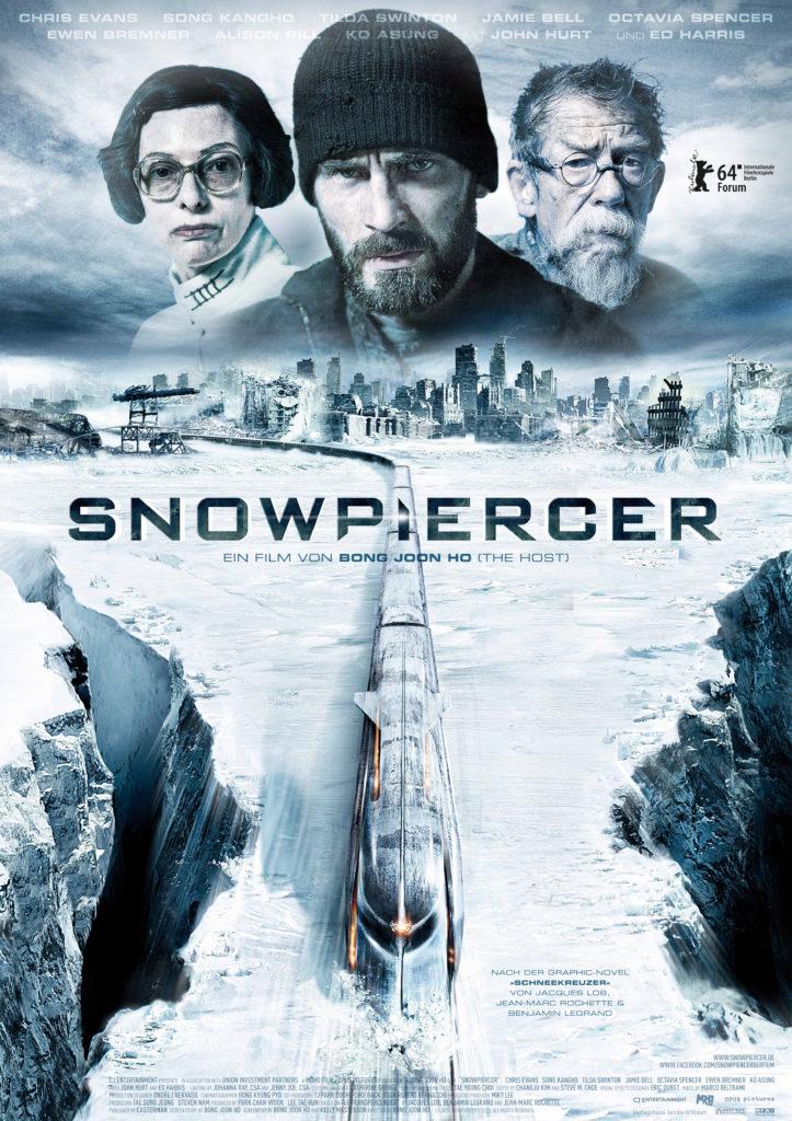 Snowpiercer Poster (MFA+/Escot Elite)