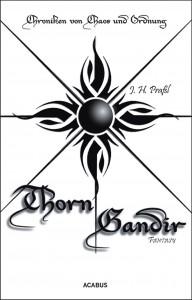 """Cover """"Thorn Gandir"""" – hat ein schickes Sigil – wirkt aber """"selbstgemacht""""."""