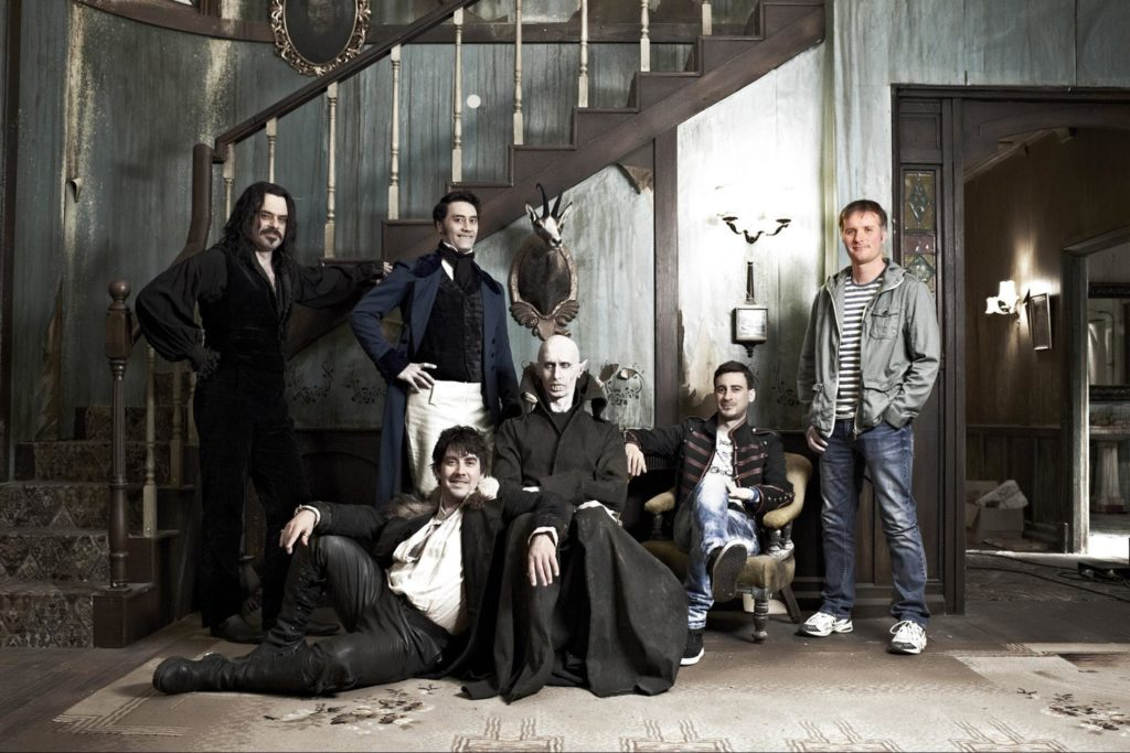 "Kritik: ""What We Do in the Shadows"" (dt.: ""5 Zimmer Küche Sarg"", Fantasy Filmfest 2014) 1"