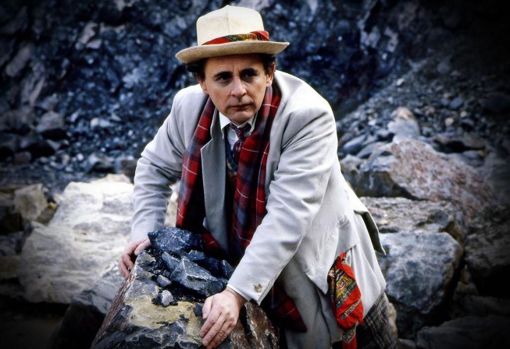 Der siebte Doctor, Sylvester McCoy, Foto: Pandavision/BBC Germany