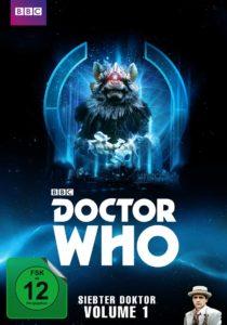 Die erste Staffel des siebten Doctors, bzw. die 24. Staffel von Doctor Who insgesamt, jetzt auf DVD überall erhältlich, Bild: Pandavision/BBC Germany