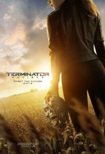 "Teaser-Plakat ""Terminator Genisys"", Paramount Pictures"