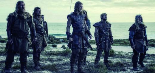 """Filmkritik: """"Northmen: A Viking Saga"""" – ein FSK-16-Disney-Märchenfilm für Rollenspieler 1"""