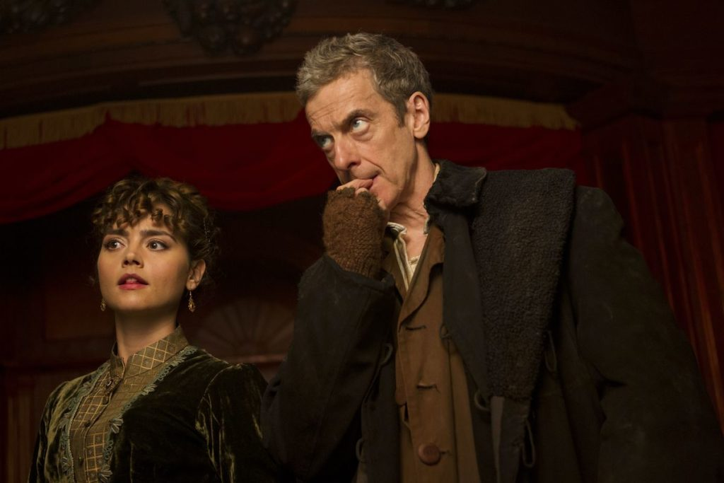 "Capaldi probiert sich auch mal als ""Raggedy Doctor"" (Foto: Polyband/BBC)"
