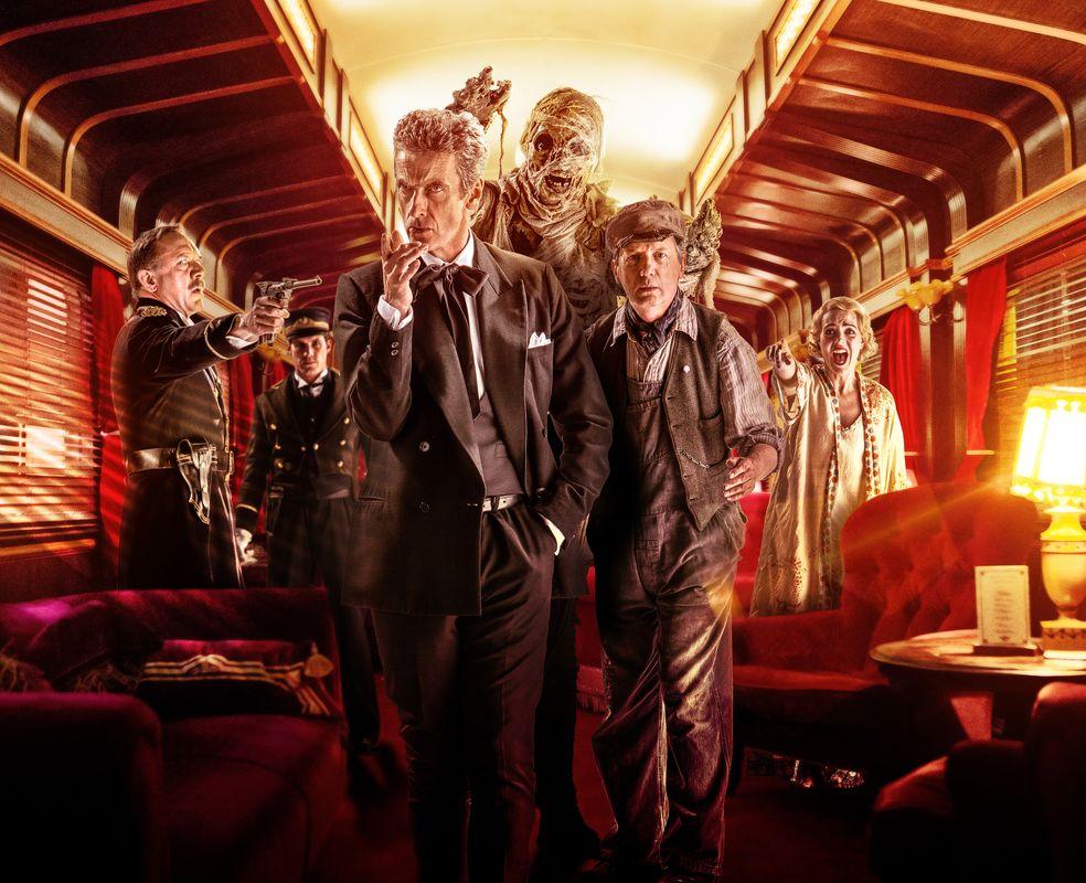 Eine der Highlights der Staffel: Mumien im Weltall (Foto: Polyband/BBC)