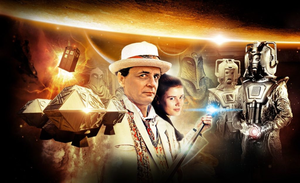 Die kunterbunte Staffel 25, oder in der deutschen Schreibweise: Die zweite Staffel vom siebten Doctor.