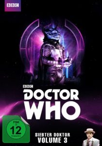 DVD-Cover Doctor Who 7. Doktor Volume 3