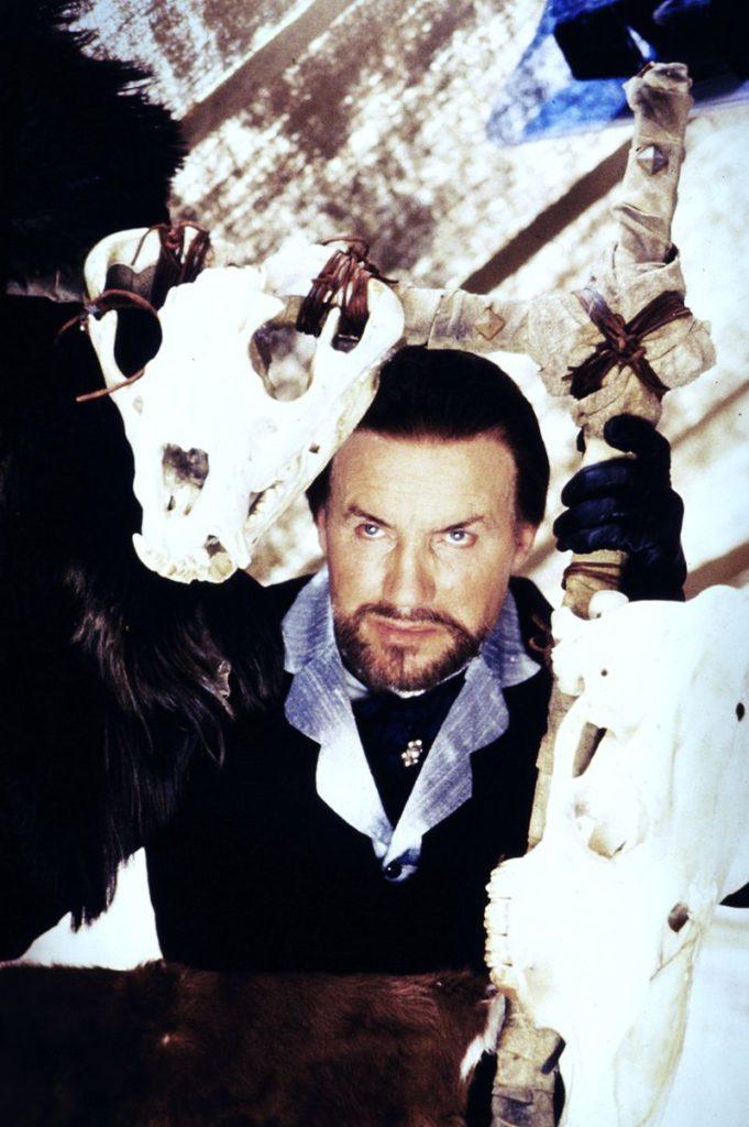 Anthony Ainley, der vierte Darsteller des Meisters (Foto: Pandavision/BBC)