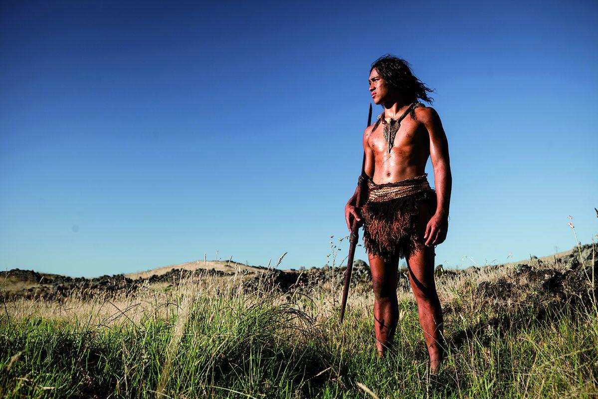 Likeable Maori Krieger Ideas Of Der Einsame Junge Hongi (foto: Ascot Elite)