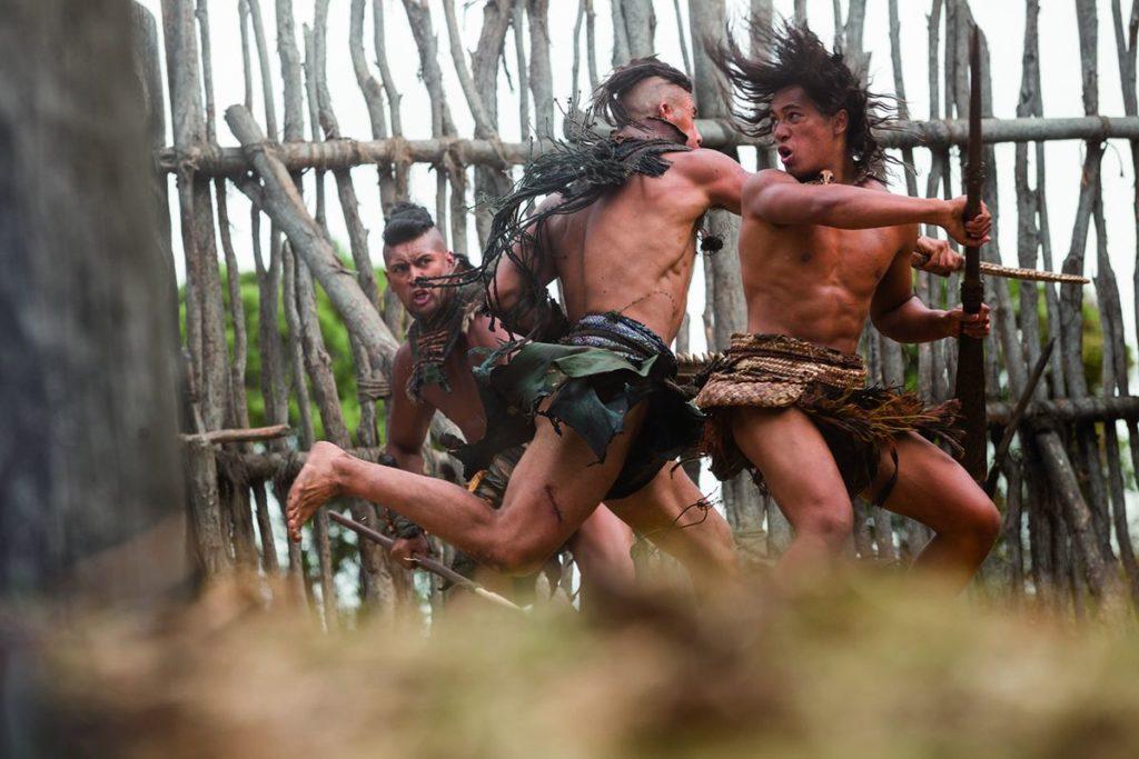 Letztlich doch ein brutaler Actionfilm. Aber einer mit Kultur. (Foto: Ascot Elite)