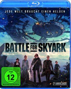 """Cover """"Battle for Skyark""""-Blu-Ray (Foto: Ascot Elite)"""