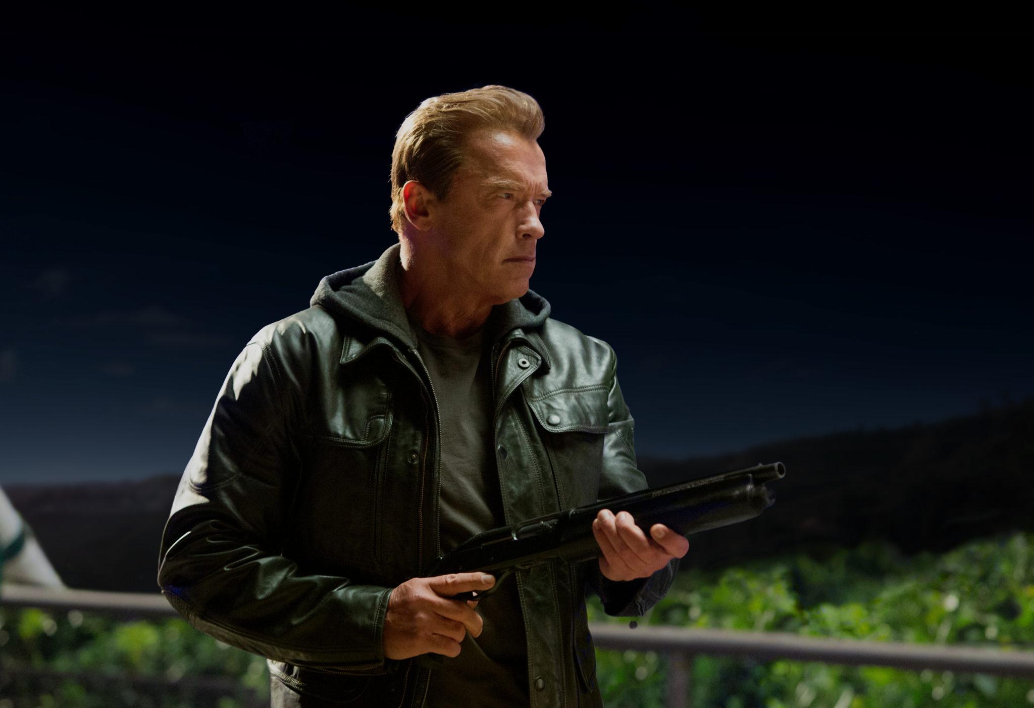 """Arnie hat dem Genre wirklich gefehlt (Arnold Schwarzenegger in """"Terminator: Genisys"""", Foto: Paramount Pictures)"""