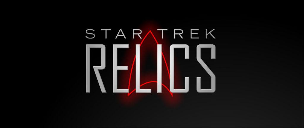 Logo von Star Trek Relics, aus unseren Vorspann-Video