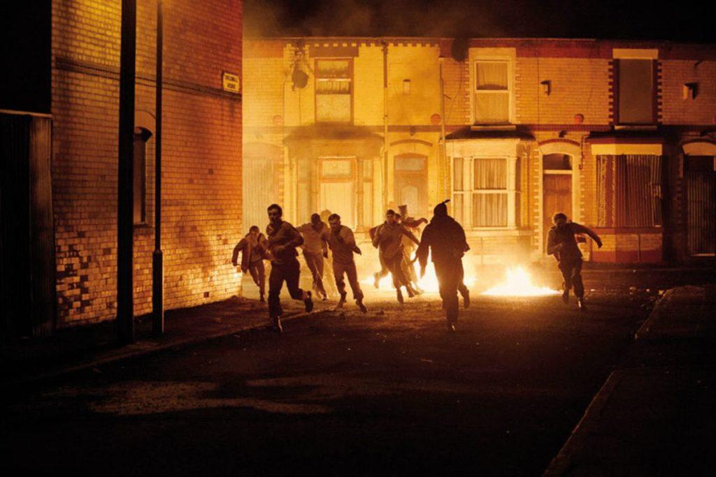 Der Terror zwischen Protestanten und Katholiken bricht aus (��71�, Foto: Ascot Elite Home Entertainment)
