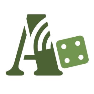 Ausgespielt-Logo (eigenes Werk)