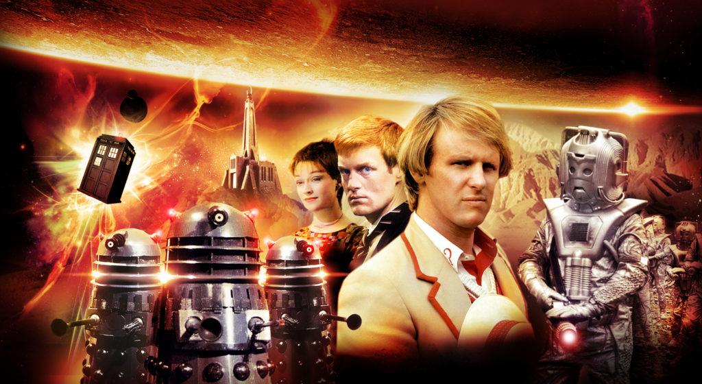 Auch bei diesem Special hat Pandastorm wieder eine extra Bildmontage erstellen lassen, welche die DVD nahtlos in die Reihe zu den Veröffentlichungen des siebten Doctor sich gesellen lässt.