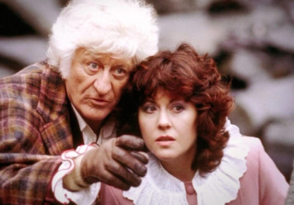Sarah Jane Smith wurde wieder mit dem dritten Doctor zusammengebracht (Foto: Pandastorm Pictures)
