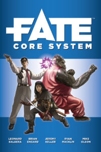 Cover Fate Core (Evil Hat Productions)