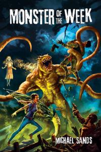 """Das Cover von """"Monster of the Week"""" (Evil Hat Productions) zeigt sehr gut worum es geht: Übernatürliche Bedrohungen werden von Monsterjägern, die teilweise selbst übernatürlich sind bekämpft."""