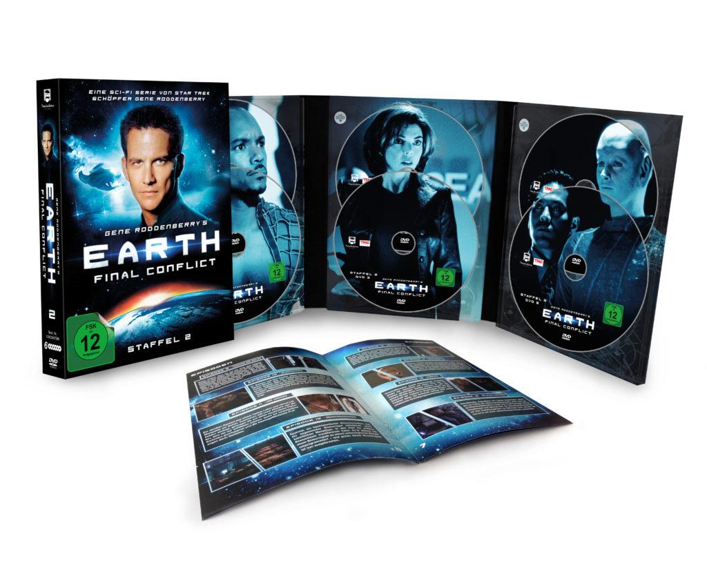 Die Aufmachung mit der paarweisen DVD-Foto-Gestaltung weiß zu überzeugen (Pandastorm Pictures)