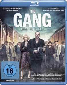 "Blu-Ray-Cover von ""The Gang"", Black Hill Pictures/Koch Media"