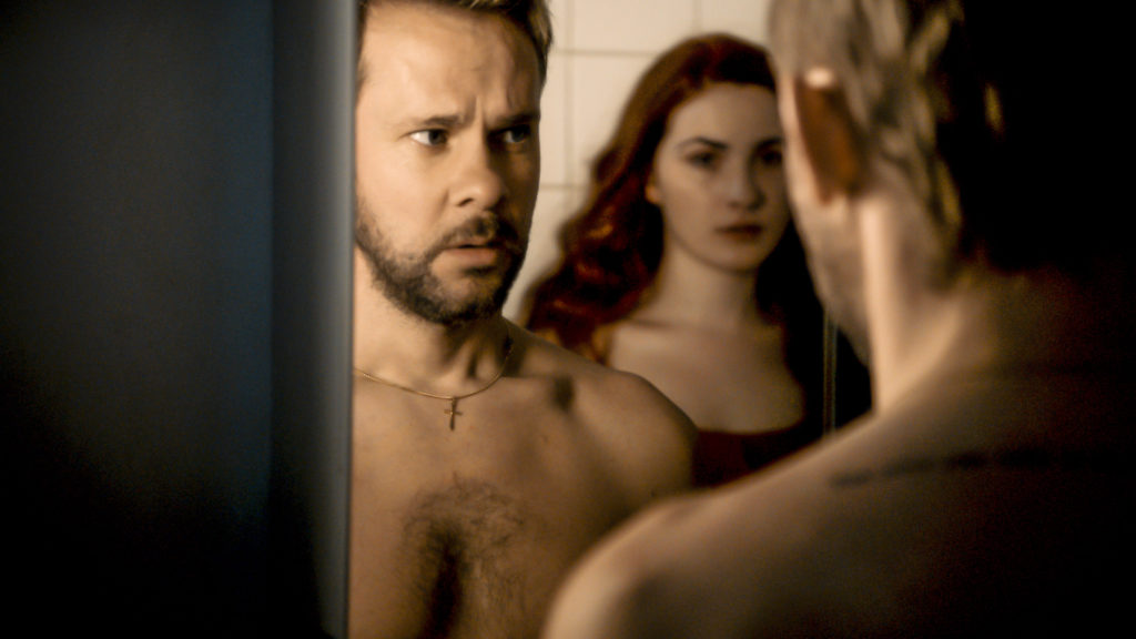 "Er mochte einst Rothaarige (Dominic Monaghan in ""100 Code"", Foto: Polyband)"