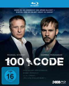 """Cover der deutschen Blu-ray von """"100 Code"""" (Polyband)"""