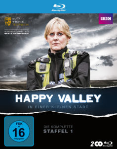 "Blu-ray-Cover ""Happy Valley"" (Polyband)"