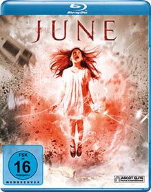 """Blu-ray-Cover von """"June"""" (Ascot Elite Home Entertainment)"""