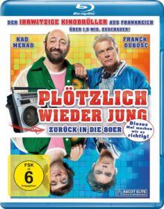 """Blu-ray Cover von """"Plötzlich wieder jung"""" (Ascot Elite Entertainment)"""