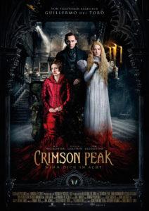 """Plakat """"Crimson Peak"""" (Universal Pictures)"""