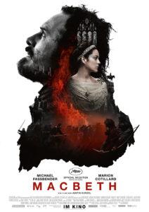 "Offizielles deutsches Kinoplakat zu ""Macbeth"" (Studiocanal)"
