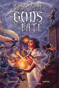 """Part-time Gods of Fate""-Cover (Third Eye Games)"